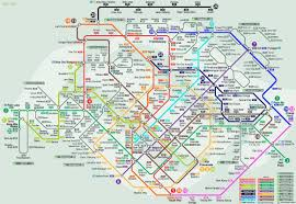 Manhattan Map Subway by Subway Map Singapore My Blog