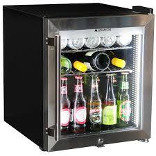 glass door bar fridge richmond football club light up logo bar fridge perfect gift idea