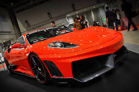 fake ferrari body kit ferrari f430 gets lamborghini sv tuning autoevolution