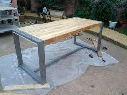 fabriquer sa table de cuisine fabriquer sa table de cuisine haqiqat info
