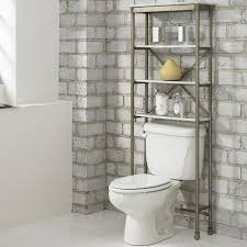 Over The Toilet Bathroom Storage by Amazon Com Home Styles The Orleans Over Commode Stand Shelf