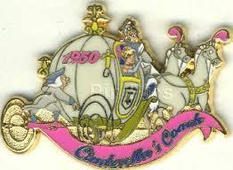 cinderella s coach disney cinderella coach with horses 1950 s pin cinderella