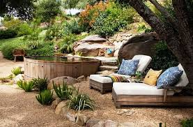 Rustic Landscaping Ideas For A Backyard Cozy Rustic Backyard Landscaping Design Ideas Read Now New Home