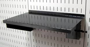 Peg Board Shelves by Wall Control Asm Sh 1609 B 9