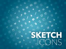 sketch icon set kit sketch freebie download free resource for