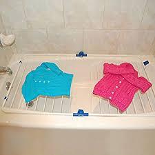 bathtub drying rack home kitchen