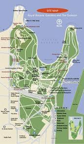 Royal Botanical Gardens Melbourne Map Sydney Botanic Gardens Map Royal Botanic Gardens Sydney Map