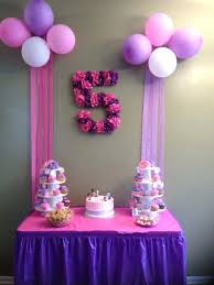 Happy Birthday House Decoration Games At Home Fairy Party 1