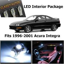 integra home theater amazon com classy autos acura integra white interior led package