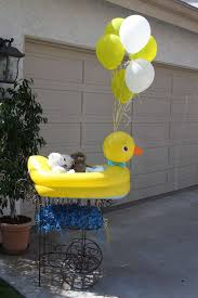 duck decorations best 25 rubber duck centerpieces ideas on rubber