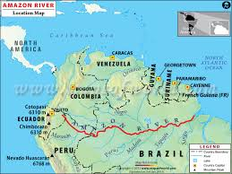 world rivers map what is the river in the world that s surprisingly debatable
