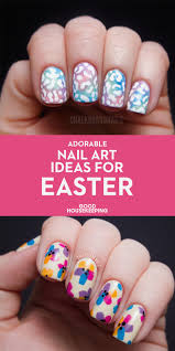 easter 2017 trends nail art nail art simple easy nail art for easter trends
