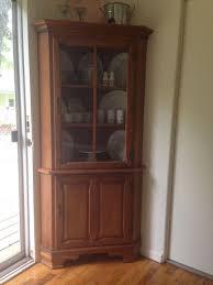 White Corner Storage Cabinet by Sideboards Marvellous China Corner Cabinet Corner Hutch Cabinet