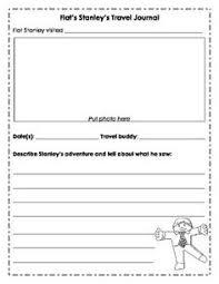 flat stanley unit study lesson plan lapbook printables free