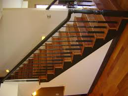 Laminate Flooring On Stairs Nosing Exterior Exciting Staircase Design With Jute Braided Stair Treads