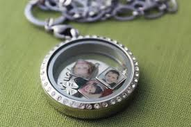 floating locket necklace images Floating photo charm picture charm create your own floating jpg