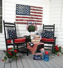 patriotic home decorations a patriotic home decorating theme ideas 1228 home design