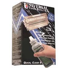 uni kit universal inkjet toner kit 6 samsung lexmark and more uni kit
