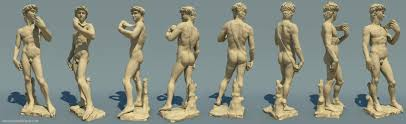 michelangelo u0027s david final by luis belerique 3d cgsociety