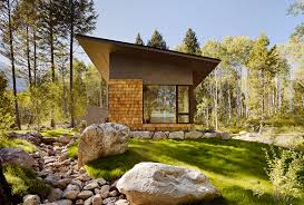 Home Landscape Design Studio by Fish Creek Guest Carney Logan Burke Architecture Firm U0026 Design