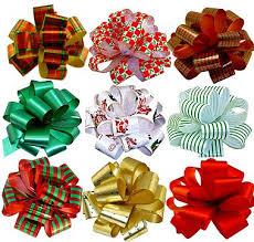 christmas ribbon bows large ribbon pull bows for christmas gifts 9
