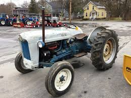 1954 ford naa ford tractor for sale in clinton ny clinton