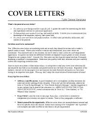 cover letter social services