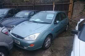 ford focus ghia 1999 ford focus for sale used ford focus cars parkers
