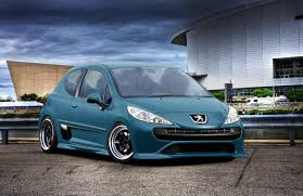 pejo araba peugeot 207 gt google search pugs pinterest peugeot and cars
