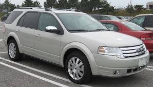 ford vehicles ford taurus x wikipedia