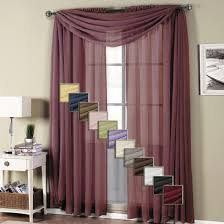 Lisette Sheer Panels by Curtains Awesome Rod Pocket Sheer Curtains Diamond Sheer Indigo