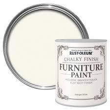 rust oleum rust oleum antique white chalky matt furniture paint