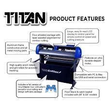 uscutter titan vinyl cutter 28