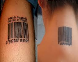 barcode tattoos designs ideas u0026 meaning tattoo me now