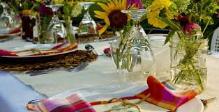 summer dinner party themes decorating of party