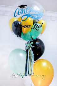 helium balloon delivery in selangor personalised congratulatory balloon with helium