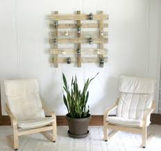 White Wall Planter by Pallet Wall Succulent Planter The Definery Co