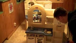 little tikes kitchen problems 1 2 youtube