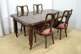 atlas chairs and tables victorian dining table chairs antiques atlas