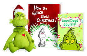 how the grinch stole christmas book and grinch classic seuss