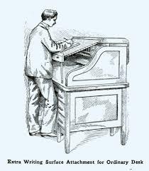 the historical society standing desks jefferson disraeli