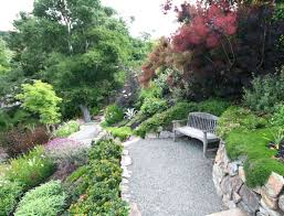 landscape ideas for hilly backyards landscape ideas for steep