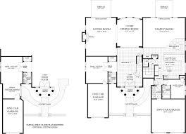 Eastbrook Homes Floor Plans by The Eastbrook Custom Home The Hamlet Estates