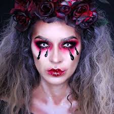 21 super scary halloween makeup looks scary halloween makeup