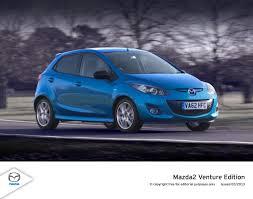 latest mazda cars the motoring world mazda mx 5 and mazda 2 venture editions adds
