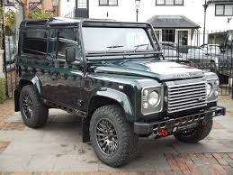 military land rover discovery land rover defender bowler 90 xs station wagon bowler fast road