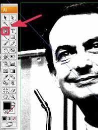 imagen blanco y negro en illustrator calco interactivo y pintura interactiva en illustrator blog edgar