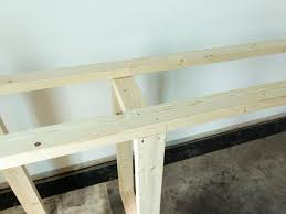 How To Build A Bedroom Bench How To Build A Trundle Bed Hgtv
