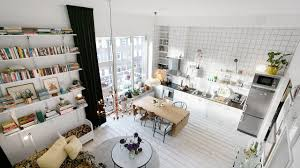 tour chic scandinavian apartment with charming balcony stockholm