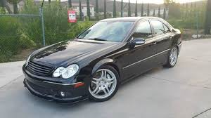 2006 mercedes c55 amg 2006 mercedes c class c55 amg 4dr sedan in lake ca
